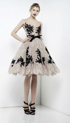 Zuhair Murad Fall/Winter 2013.   All I need is a party!
