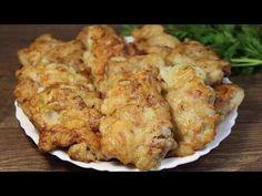 Vyprážané fašírky z mletého už nerobím, toto je stokrát lepšie: Mäso stačí zamiešať s kyslou smotanou, cibuľou a o 10 minút máte obed ako lusk! Russian Recipes, Tandoori Chicken, Meat, Ethnic Recipes, Youtube, Hipster Stuff, Food Dinners, Cooking, Diy Home Crafts