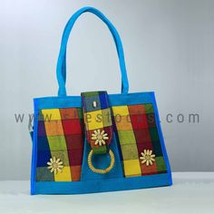 One-stop solution to all the fashion needs of women. Get the latest trends with Big Offers. Online shopping site for women's accessories and apparels. Jute Bags Manufacturers, Fashion Hub, Online Shopping Sites, Womens Fashion Online, Blue Bags, Latest Trends, Shoulder Bag, Color, Accessories