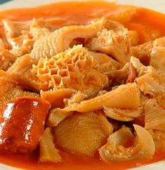 Tripe Recipes, Mexican Food Recipes, Vegetarian Recipes, Cooking Recipes, Healthy Recipes, Ethnic Recipes, Salvadorian Food, Puerto Rico Food, Colombian Food
