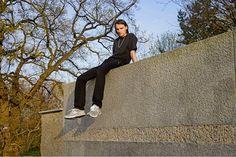 Gosha Rubchinskiy shot the New Balance 990V3