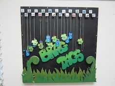 My new board to display my Brag Tag necklaces! My students love earning their tags and I wanted a special place to display the necklaces so my husband made me this one! The Tags are at www.imagestuff.com