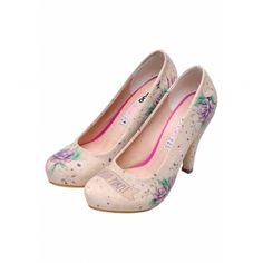Dogo - Chaussures à Talons 'Hello Purple' pour femmes