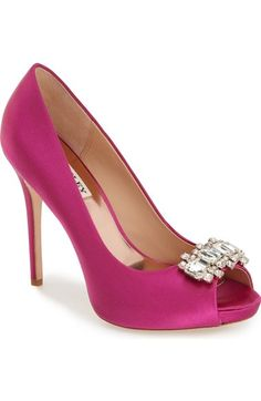 Badgley Mischka 'Alter II' Pump (Women) available at #Nordstrom