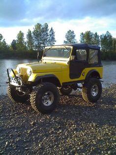 -Willys-CJ5 Jeep