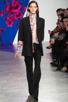 Thakoon Fall 2014 Ready-to-Wear Fashion Show - Josephine van Delden