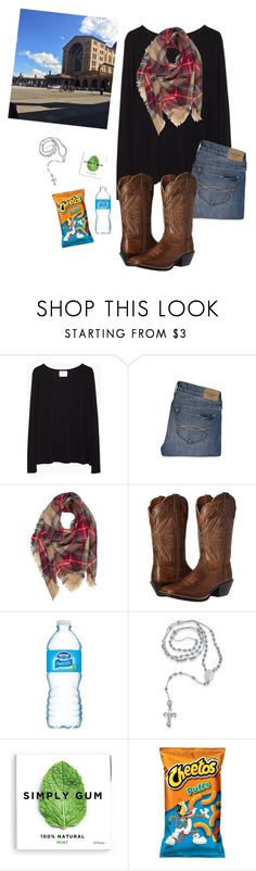 """""""Road trip to Nossa Senhora Aparecida Basilica (Brasil)"""" by aclaireb-1 ❤ liked on Polyvore featuring La Garçonne Moderne, Abercrombie & Fitch, Ariat and Bling Jewelry"""