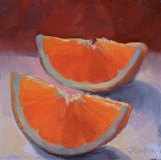 "Daily Paintworks - ""Good Morning Sunshine"" - Original Fine Art for Sale - © Jane Robertson"