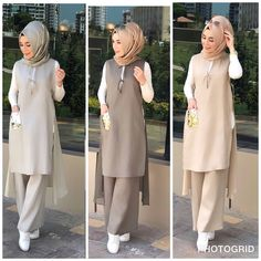 🎈🎈ARM to ! 🎈🎈Armine quality brings you together 🎈🎈 both stylish and comfortable design Our team fu Hijab Style Dress, Modest Fashion Hijab, Modesty Fashion, Hijab Chic, Hijab Outfit, Abaya Fashion, Fashion Dresses, Muslim Women Fashion, Islamic Fashion