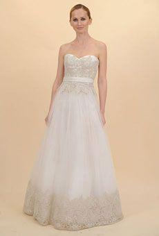 Francesca Miranda Wedding Dresses   Brides.com