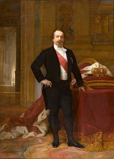 NAPOLEON III  EMPEROR OF THE FRENCH was the only President (1848–52) of the French Second Republic and an Emperor ABOLISHED 1870