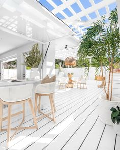 Outdoor Rooms, Outdoor Living, Porches, Outdoor Entertaining, Decoration, Furniture Design, New Homes, Inspiration, House Design