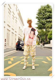 Tokyo Street Chic, Harajuku, Tokyo, Pants, Dresses, Style, Anime, Fashion, Trouser Pants