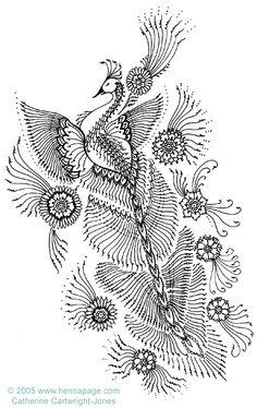 She is my peacock pussycat: radiant glamourpussy