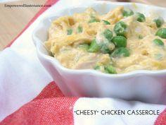 paleo chicken casserole