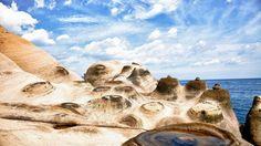 Yehliu Geopark Taiwan - Wisata di Bumi Rasa Planet Mars, Ini Rute Perjalanannya