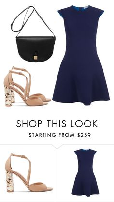 """Sem título #3214"" by beatrizvilar ❤ liked on Polyvore featuring Burberry, Sandro and Mulberry"