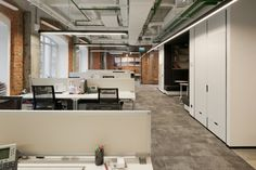 A.T. Kearney offices by OFFCON, Moscow – Russia » Retail Design Blog