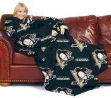 Pittsburgh Penguins NHL (Adult) Fleece Comfy Throw