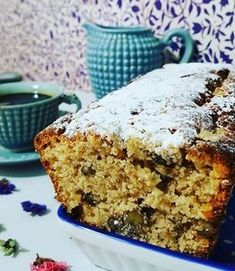 Exquisito budin Sweet Recipes, Cake Recipes, Dessert Recipes, Argentina Food, Pan Dulce, Gluten Free Sweets, Ice Cream Desserts, Sweet Bread, Cakes And More
