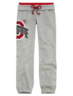 The Ohio State Buckeyes Fleece Cuff Sweatpant Oklahoma State Cowboys, Michigan State Spartans, Ohio State Football, Ohio State University, Ohio State Buckeyes, Football Stuff, Auburn Football, Wisconsin Badgers, Auburn Tigers