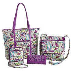 Here's your first look at new items from the Disney Parks Collection by Vera Bradley! (Shhh. Don't let Mommy Frog see this.)