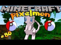 Pixelmon ! Minecraft Pokemon Mod!! Episode 80-OH MEW!!