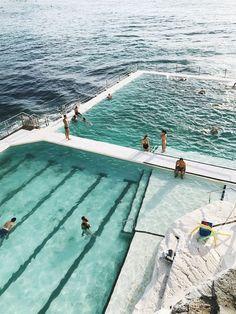 poolside oceanside