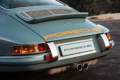 This Beautifully Restored Porsche 911 Is Car Porn at Its Finest | GQ