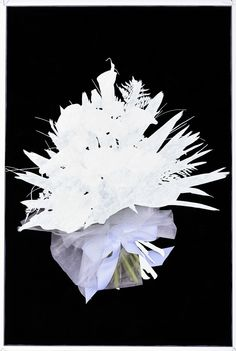 Cathy Tuato'o Ross, 'Condolence' from the series Reasons (2014) Gouache, giclee photograph on cotton rag  http://www.photospacegallery.com/2014---cathy-tuatoo-ross.html
