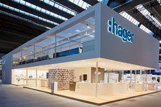 Hager - light + Bulding Frankfurt 2016   Schmidhuber
