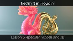 In this video we'll take a look at all the various Specular models available in the Redshift Material and also take a look at the raytraced SSS.  The file for the lesson can be downloaded from the link given below. https://www.dropbox.com/s/w9l1dd722kpz86l/lesson5.rar?dl=0  My commercial training videos can be found on my website http://www.rohandalvi.net/  regards Rohan Dalvi