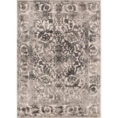 Better Homes and Gardens Iron Fleur Area Rug or Runner Giardini
