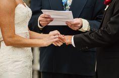 Exchange of the rings #weddingceremony #rings #ido