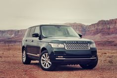Behind The Wheel: 2013 Land Rover Range Rover - Gear Patrol