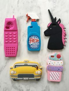 Get yourself (and your phone) covered in the cutest cases the Internet has to offer! Fun phone cases are definitely the new best accessory!