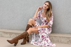 This ever-so-slightly sheer and luxurious burnout velvet wrap celebrates a charming silhouette and bright winter blooms. Wear as a dress for romantic candlelight dinner or as a wrap over denim and your favorite pair of boots.