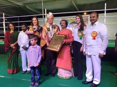 Criadores brasileiros são homenageados na Índia