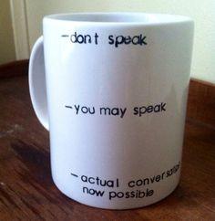Coffee addict mug #CMcantwaitCGC