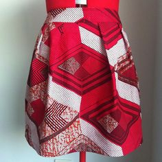 Close up of my latest make - the Sew Over It Tulip Skirt Skirt Sewing, Skirt Patterns Sewing, Sew Over It, Tulip Skirt, Dressmaking, Sewing Projects, Men Sweater, Couture, Instagram Posts