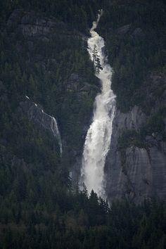 shannon falls by millardog, via Flickr #whistler