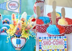 Pool Party Themes | Water Theme | Summer Party Ideas Lilly Birthday