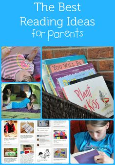 Where to Find the Best Help-My-Child With Reading Ideas and Activities from Imagination Soup