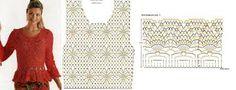 libros con diagramas para tejer - Buscar con Google