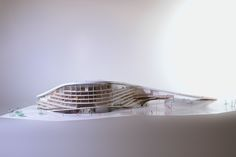 BIG | Bjarke Ingels Group - Architectural Model