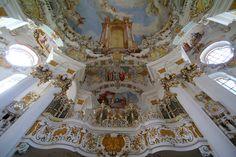 Wieskirche (Unesco World heritage)