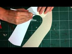 How to make shoe:3 methods for springing a shoe pattern
