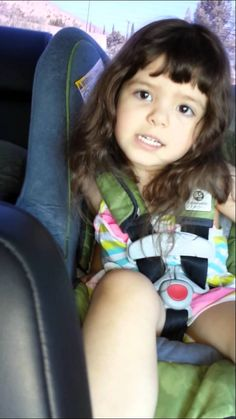 Our 3 year Old singing Bruno Mars. She's so cute!