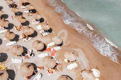 France Drawing, Abstract Animals, Beach Umbrella, Sea Art, Beach Print, Framed Prints, Art Prints, Cool Posters, Beach Photography