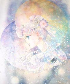Sailor Cosmos by Naoko Takeuchi